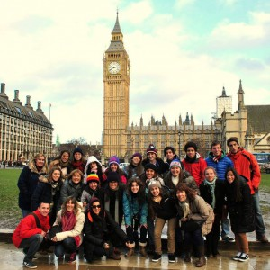 El Group 20132014 Big Ben en Londres
